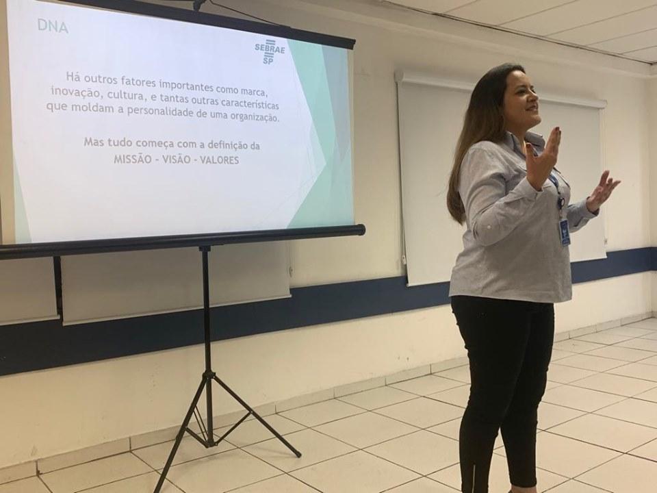 Palestra Sebrae / CDL Itaquera